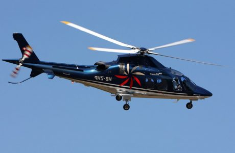 полет на вертолете agusta 109