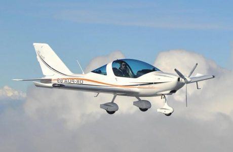 полет на самолете в подарок спб