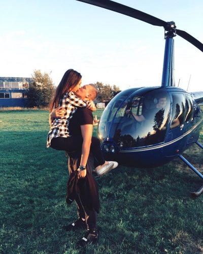 полет на вертолете спб