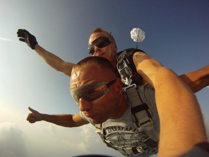 прыжки с парашютом спб