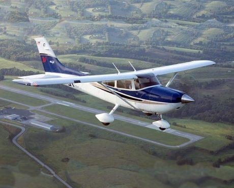 полетать за штурвалом самолета спб