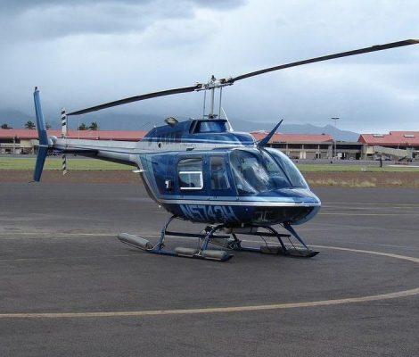 полетать на вертолете