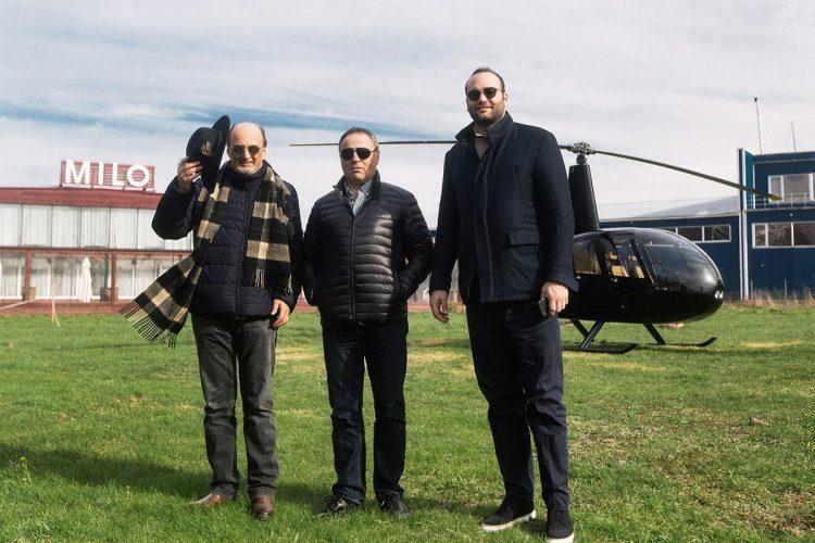 полетать на вертолете в санкт-петербурге