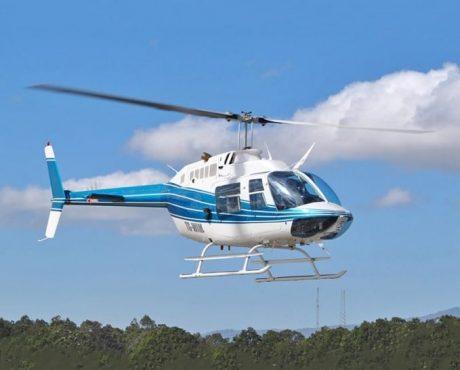 полетать на вертолете в петербурге