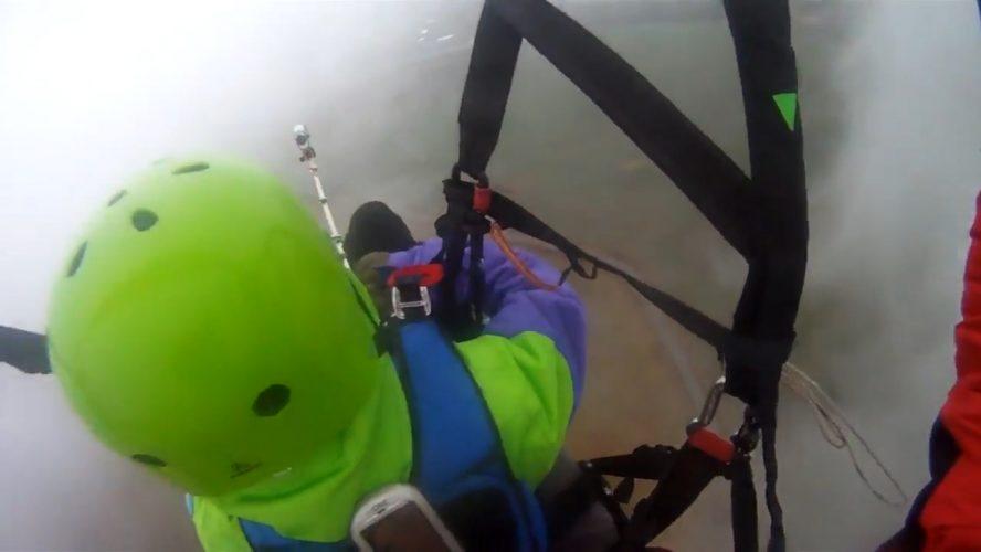 полет на параплане спб
