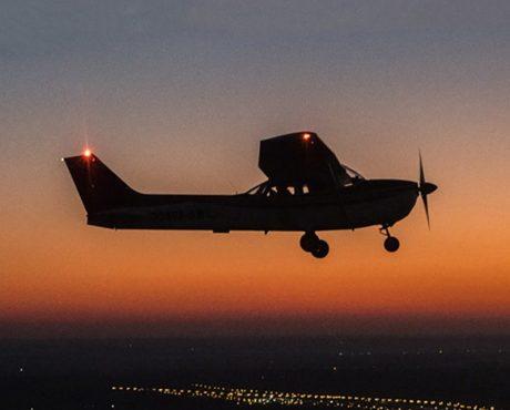 полетать на самолете спб