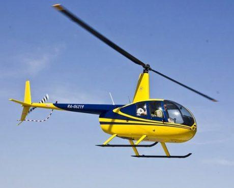 полеты на вертолете