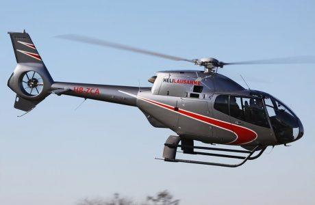 полет на вертолете eurocopter 120