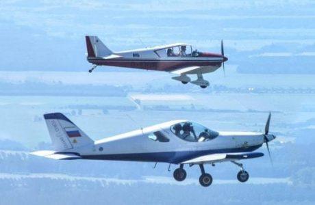 полеты на самолетах спб