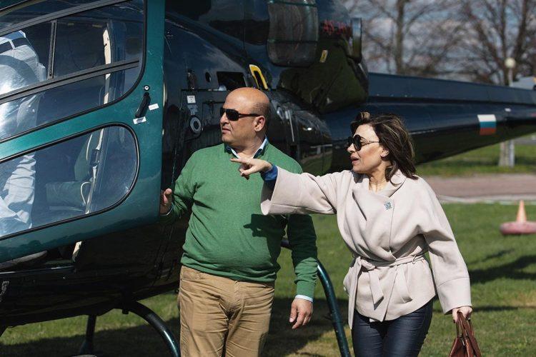 полет на вертолете в санкт-петербурге