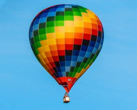 полет на воздушном шаре в петербурге