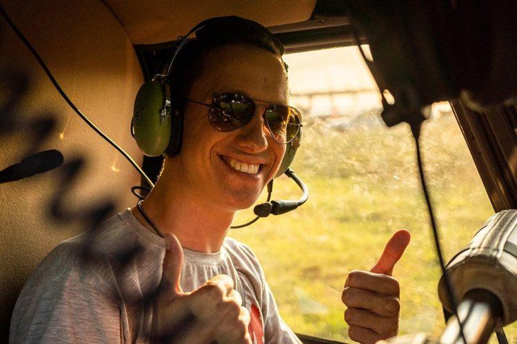 полеты на вертолете в санкт-петербурге