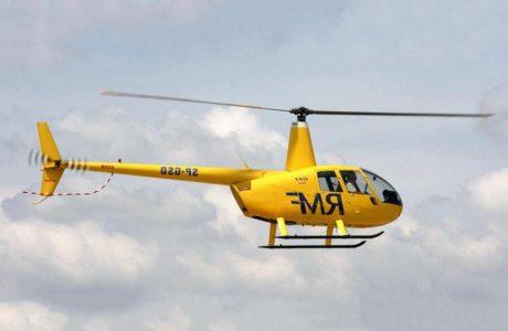 полеты на вертолетах в спб